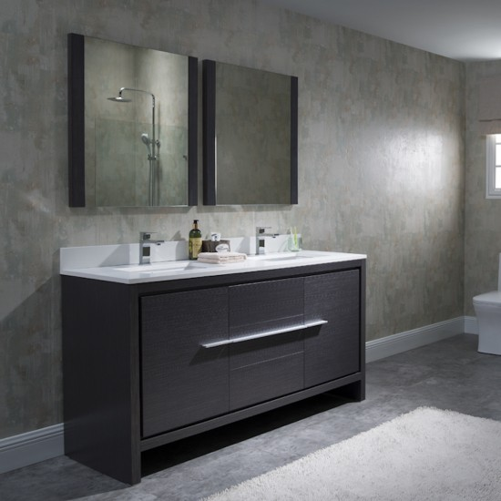 Milan 60 Inch Vanity