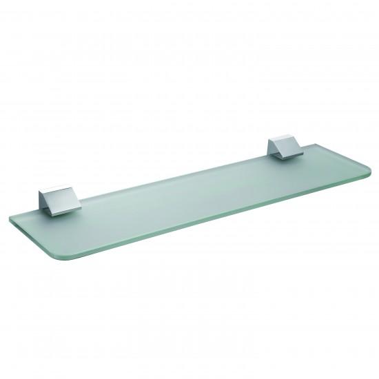 Glass Shelf – Chrome – BA02 207 01