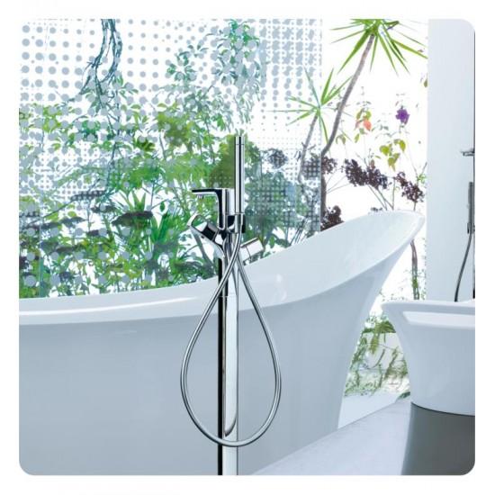 "Hansgrohe 11440000 Axor Urquiola 71 1/2"" Freestanding Soaking Bathtub in White"