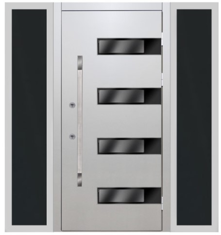 Inox Series Exterior Doors