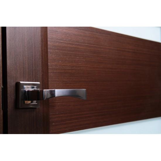 Ville Milano Wenge Wood Veneer Modern Interior Door