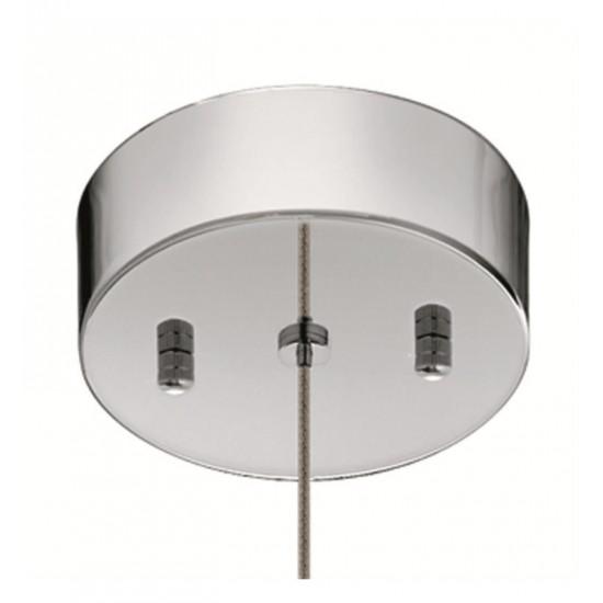 Elan Lighting 84021 Zin LED Mini Pendant in Chrome Finish