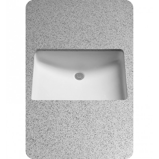 TOTO LT540G Undercounter Lavatory with SanaGloss® - ADA