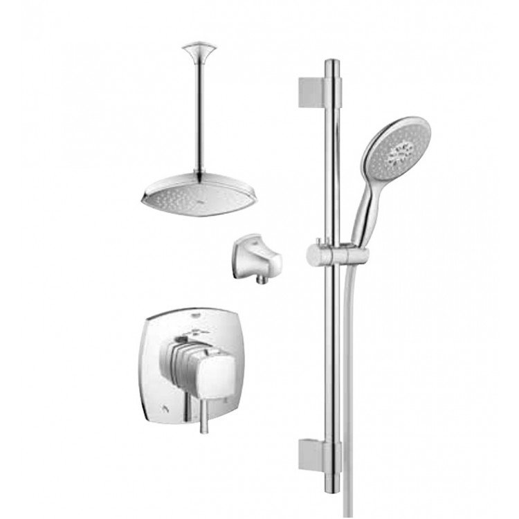 Shower Accessories and Parts