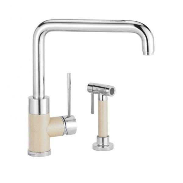 Kitchen Faucets with Side Spread