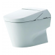 TOTO MS992CUMFG#01 Neorest 700H One-Piece Elongated Toilet, Universal Height with 1.0 GPF & 0.8 GPF Dual Flush